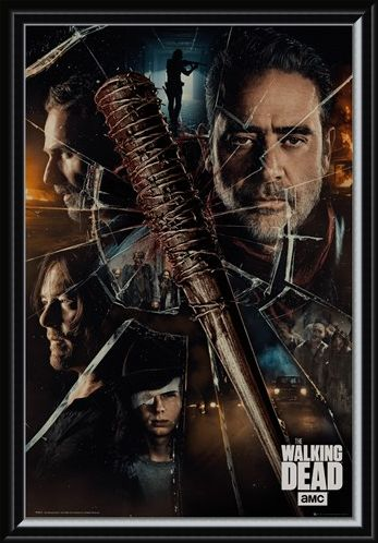 Framed Framed Smash - The Walking Dead
