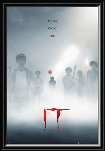 Framed Framed You'll Float Too! - IT