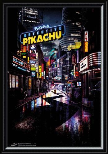 Framed Framed Teaser - Detective Pikachu