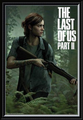 Framed Framed Ellie - The Last of Us 2
