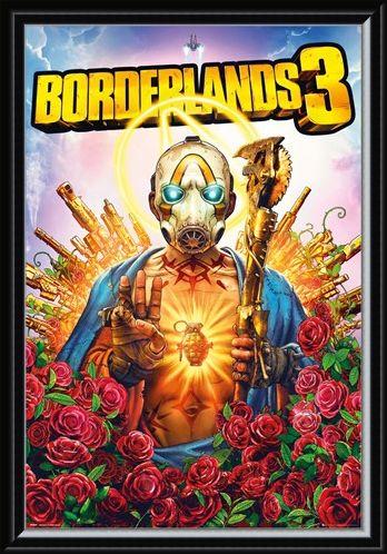 Framed Framed Borderlands 3 - Ultimate Space Western