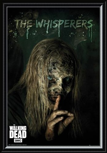 Framed Framed The Whisperers - The Walking Dead