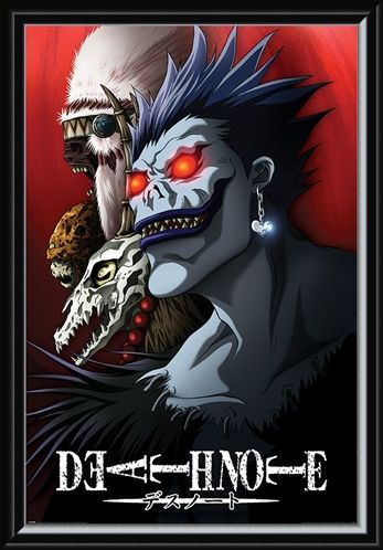Framed Framed Shinigami - Death Note