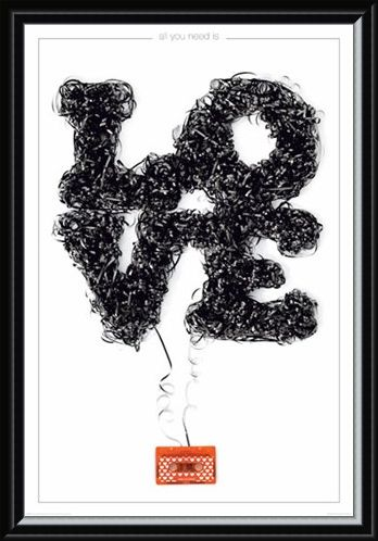 Framed Framed All You Need Is Love - Love Tape