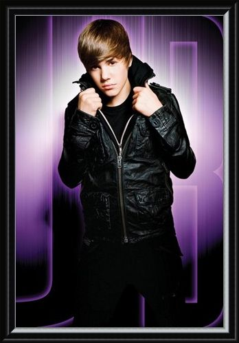 Framed Framed Get The Bieber Fever! - Justin Bieber