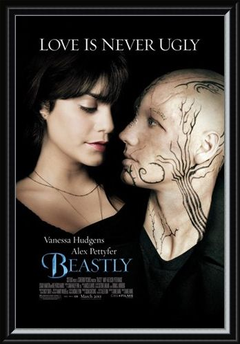 Framed Framed Love is Never Ugly - Beastly
