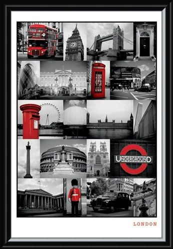 Framed Framed The Iconic Images of London - London, England