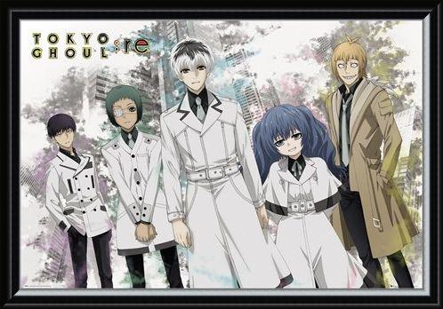 Framed Framed Key Art 1 - Tokyo Ghoul: RE