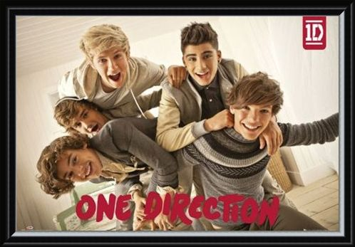 Framed Framed Pile On! - One Direction