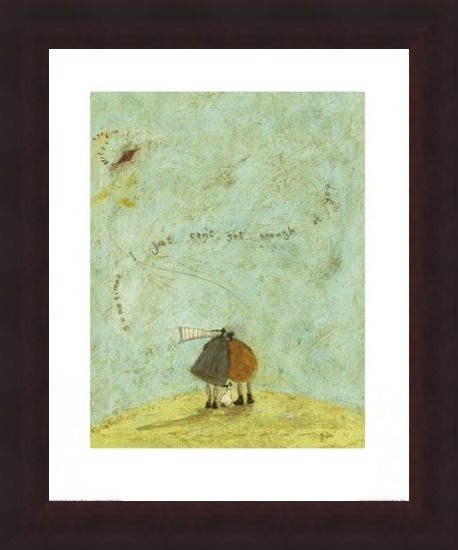 Framed Framed I Just Can't Get Enough Of You - Sam Toft