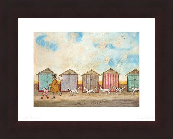 Framed Framed Spotty Joggers - Sam Toft