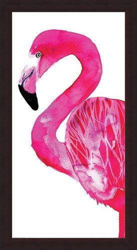 Framed Framed Flamingo - Sofie Rolfsdotter