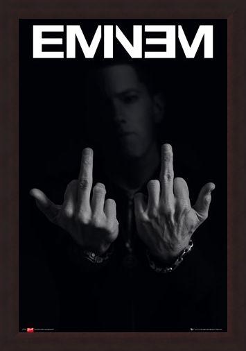 Framed Framed Fingers - Eminem