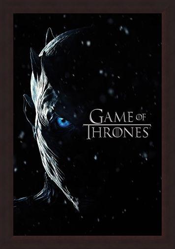 Framed Framed Season 7 Night King - Game Of Thrones
