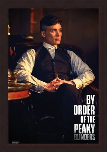 Framed Framed By Order Of The Peak Blinders - Peaky Blinders