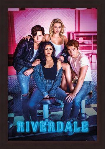 Framed Framed Characters - Riverdale