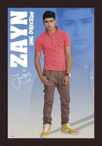 Framed Framed Zayn - One Direction