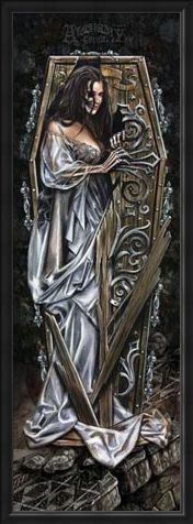 Framed Framed Dark Awakening - Alchemy Gothic