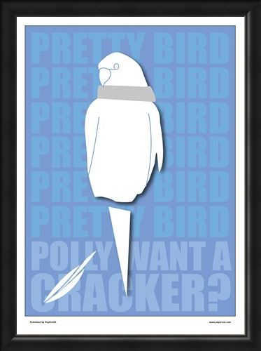 Framed Framed Minimal Movies: Polly Dumb and Dumber - They're Crackers