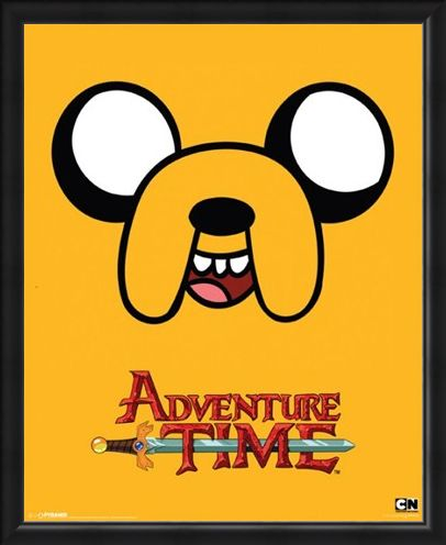 Framed Framed Jake - Adventure Time