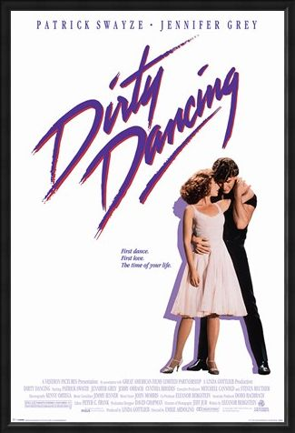 Framed Framed The Time of My Life - Dirty Dancing