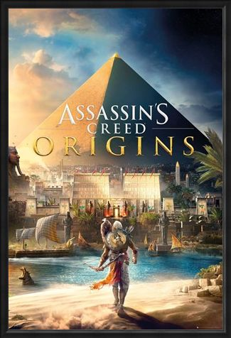 Framed Framed Origins - Assassins Creed