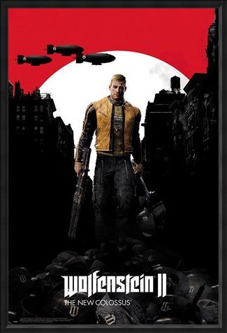 Framed Framed The New Colossus - Wolfenstein 2