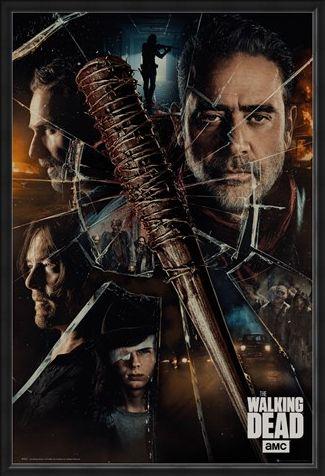 Framed Framed Smash - The Walking Dead