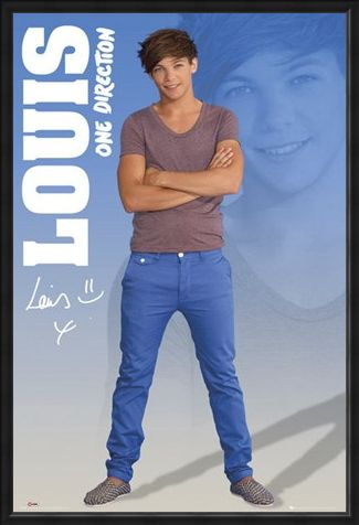 Framed Framed Louis - One Direction