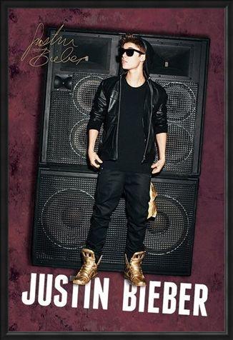 Framed Framed The Power of Bieber - Justin Bieber