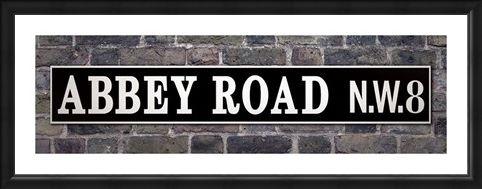 Framed Framed Abbey Road - NW8