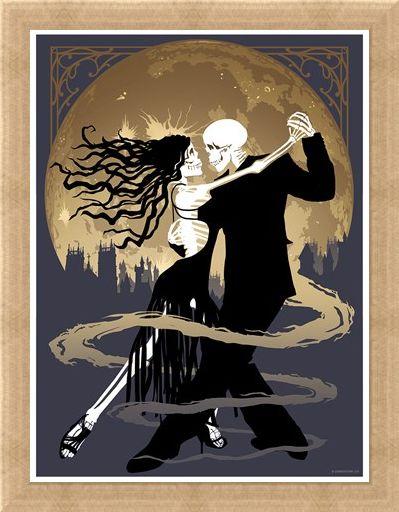 Framed Framed Forever A Tango - The Dance Of Eternity