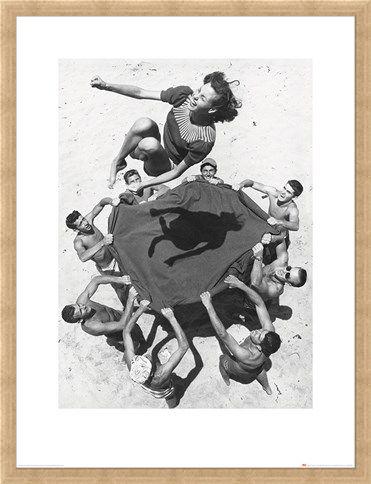 Framed Framed Norma Baker - Time Life