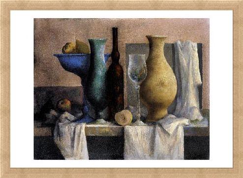 Framed Framed Form & Colours - Guy Cambier