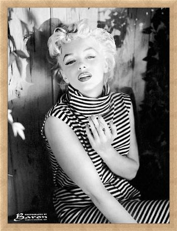 Framed Framed Marilyn Monroe, 1954 - Hulton Photography Collection