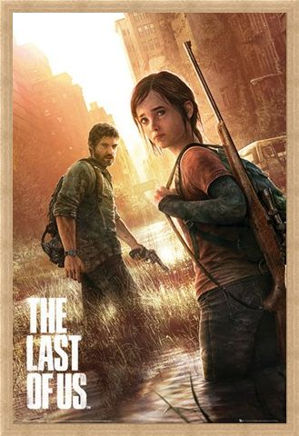 Framed Framed The Last Of Us - Naughty Dog