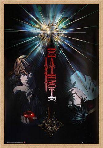 Framed Framed Duo Disaster - Death Note