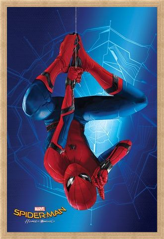 Framed Framed Hang - Spider-Man Homecoming