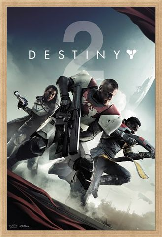 Framed Framed New Legends - Destiny 2