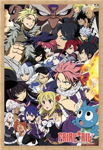 Framed Framed Season 6 - Fairy Tail