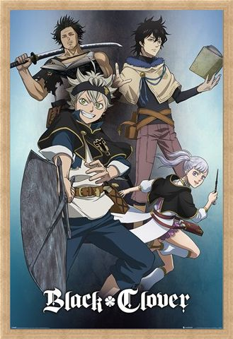 Framed Framed Magic - Black Clover