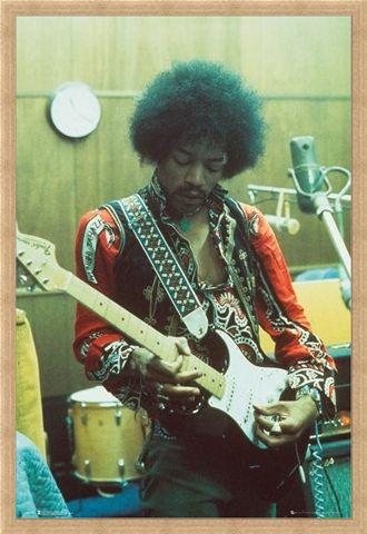 Framed Framed Studio - Jimi Hendrix