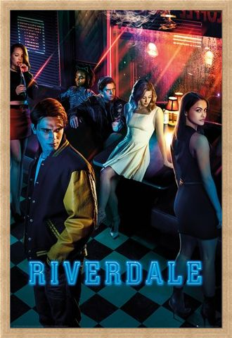 Framed Framed Season One Key Art - Riverdale