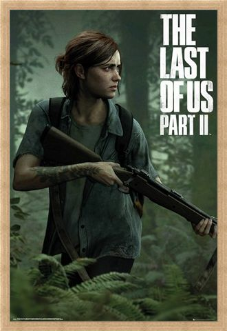 Framed Framed Ellie - The Last of Us 2