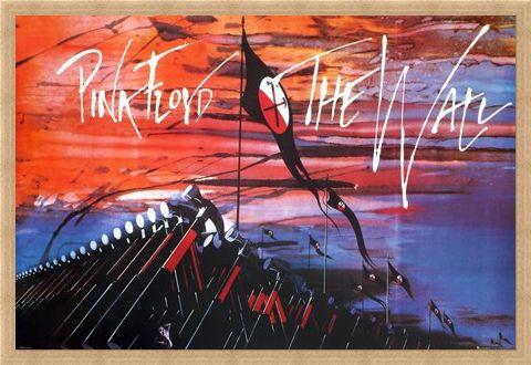 Framed Framed Hammer Time - Pink Floyd The Wall