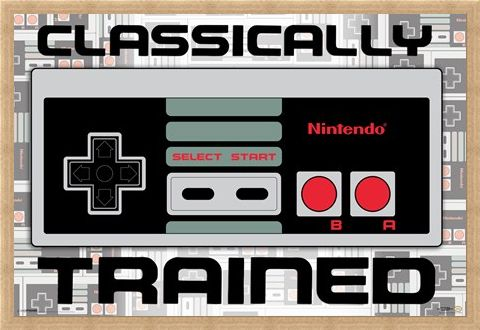 Framed Framed Classically Trained - Nintendo