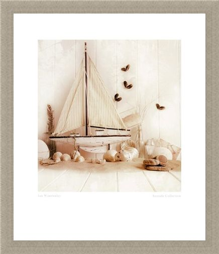 Framed Framed Seaside Collection - Ian Winstanley