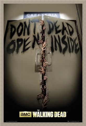 Framed Framed Don't Open, Dead Inside! - The Walking Dead