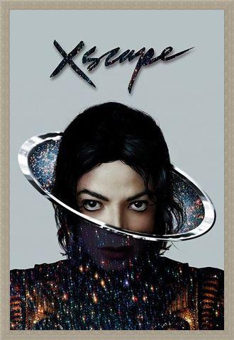 Framed Framed Xscape - Michael Jackson