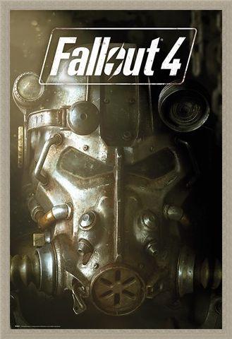 Framed Framed Mask The Fear - Fallout 4